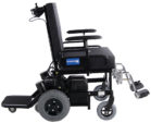 Attendant Drive Power Bariatric Transport Chair