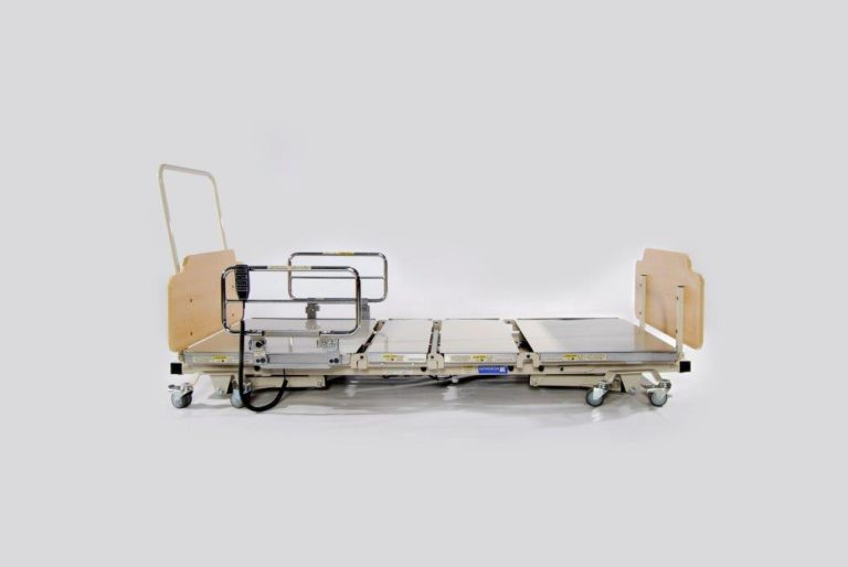 Sentinel Bariatric Low Bed