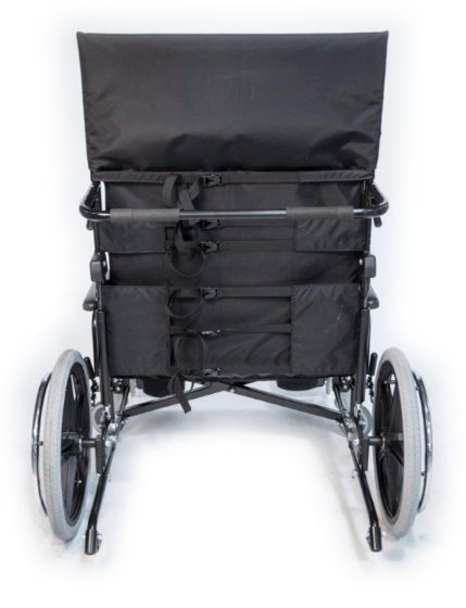 Regency 525 reclining wheelchair back