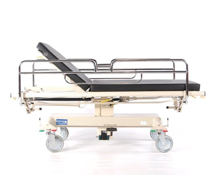 Easy Access Stretcher