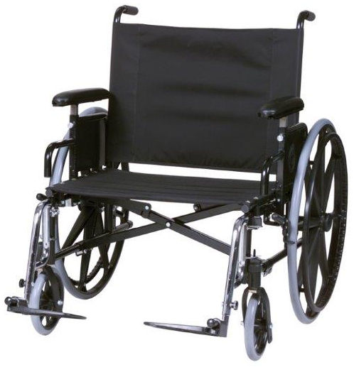 Regency 450 fixed back wheelchair
