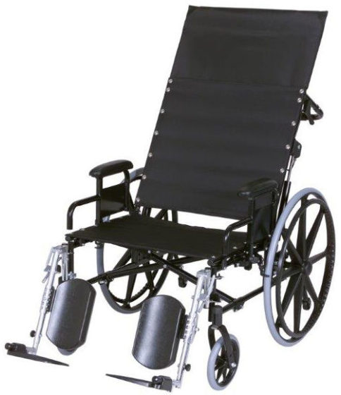 Regency 450 recliner wheelchair